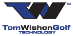 Logo Tom Wishon Golf Technology